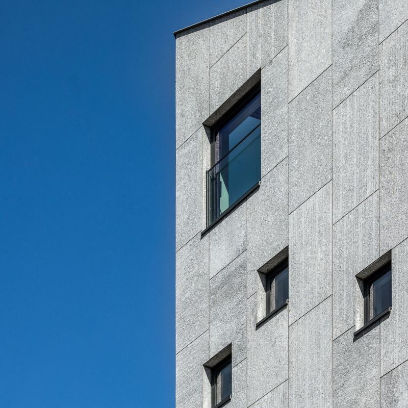 Collective housing Troonstraat