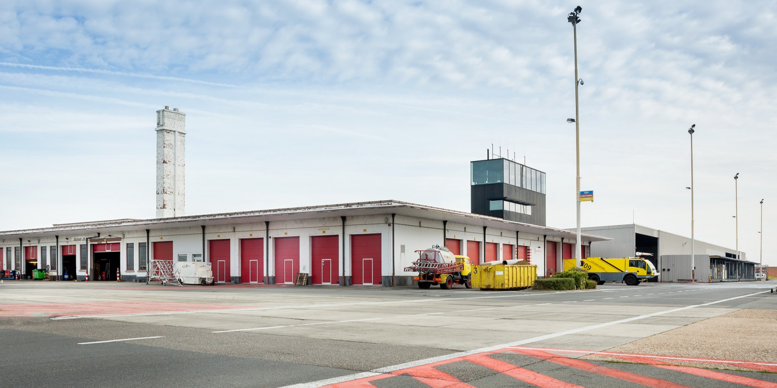 Airport Ostend