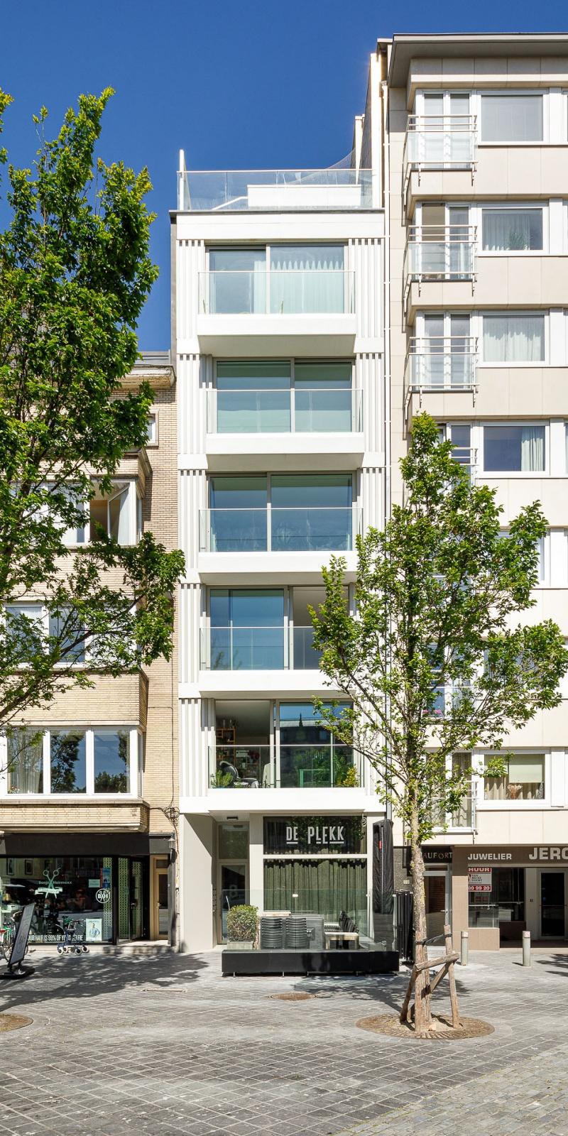 Collective housing Groentenmarkt