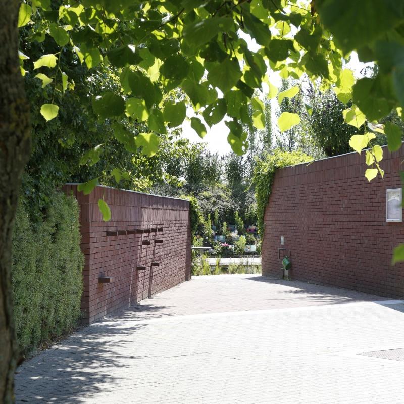 Crematorium Westlede