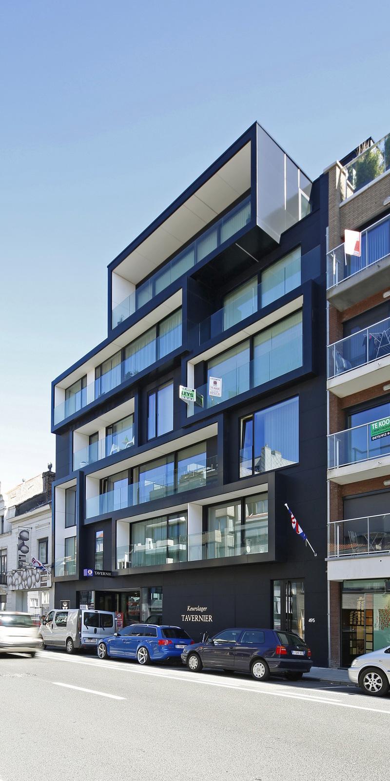 Collective housing Lombatello