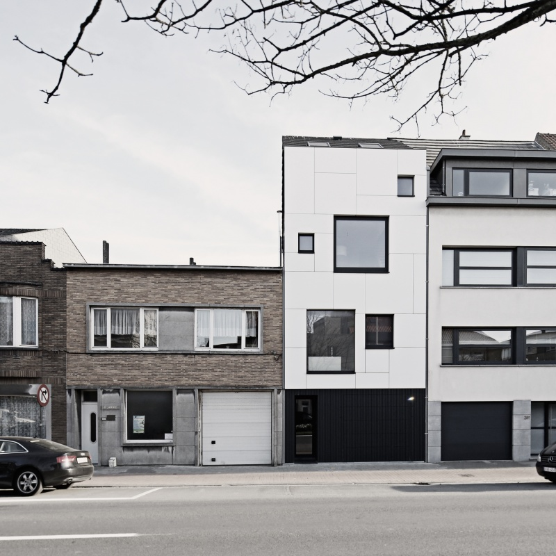 Collective housing Elisabethlaan