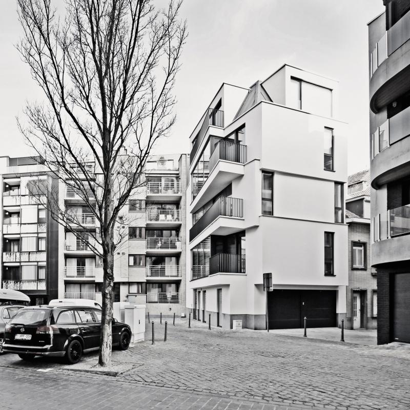 Collective housing Petrus en Paulusplein