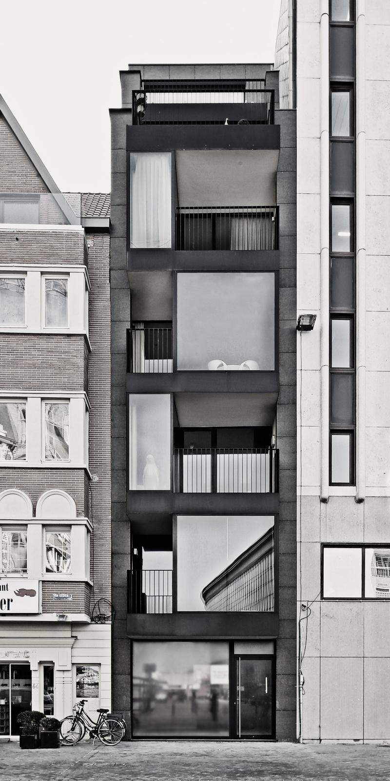 Collective housing Van Iseghemlaan